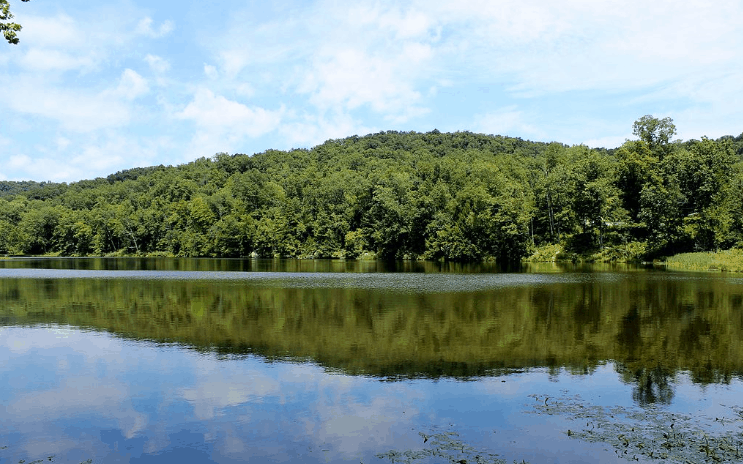 lake shawnee