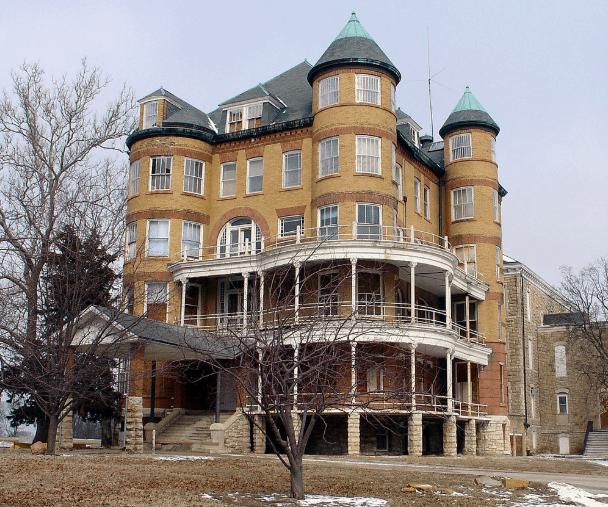 topeka asylum